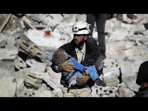 White Helmets, οι διασώστες της Συρίας