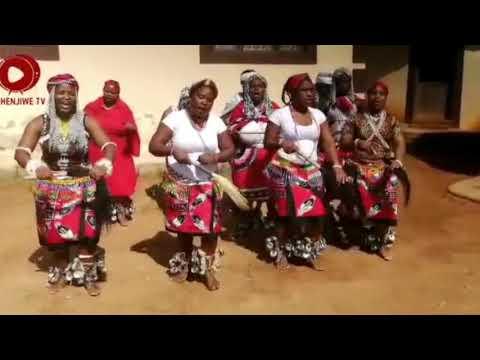 Izitha Zami   Ngiyobekezela   Sangoma Song   Umculo   Zulu Song   Thenjiwe TV