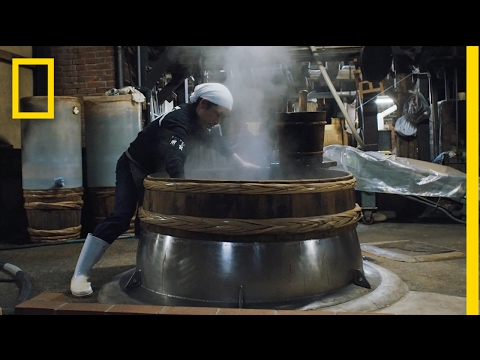 National Geographic: Traditional Soy Sauce Making