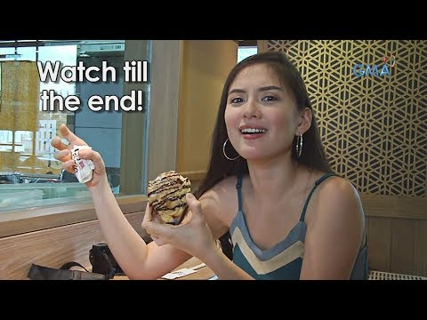 Taste MNL: What is Arra San Agustin's verdict on Ice Cream Tempura? | GMA One (видео)