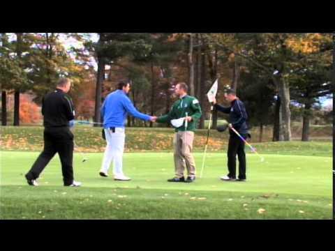 NAC Men's Golf Championship: Day 2 Recap