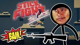 Video PERANG-PERANGAN KOCAK! - Stick Fight Indonesia MP3, 3GP, MP4, WEBM, AVI, FLV Oktober 2017