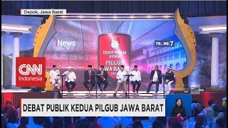 Video Pendalaman Visi & Misi Paslon Pilgub Jawa Barat | Debat Publik Kedua Pilgub Jabar (1/6) MP3, 3GP, MP4, WEBM, AVI, FLV November 2018