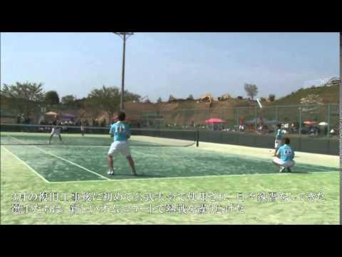 とめch|第62回飯塚杯争奪 登米市中学校ソフトテニス大会