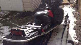 2. 2006 Polaris RMK 900 review/update