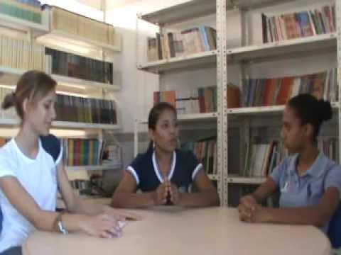 Entrevista com Aluna Wislany da E.E. Senador João Câmara - Bento Fernandes/RN (2012)