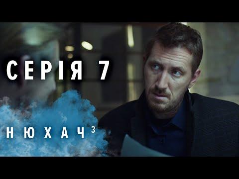 НЮХАЧ. СЕЗОН 3. СЕРИЯ 7. Детектив. The Sniffer. Season 3. Episode 7
