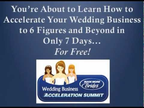 Wedding Business | How to Book More Weddings in Only 7 Days…Free! | Wedding Business