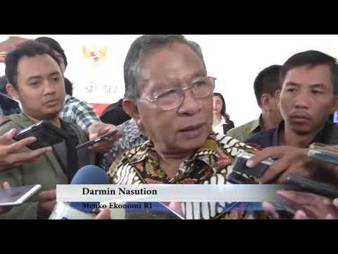 Darmin Nasution: KEK Maju Pesat