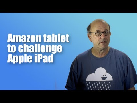 Amazon's tablet to  challenge Apple's iPad
