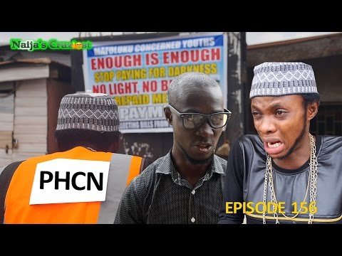 Pay Your Sunlight Bill - Danladi The Aboki  (Naijas Craziest Comedy Episode 156)