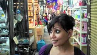 Smirnoff Nightlife Exchange - Day 2 The Street Market
