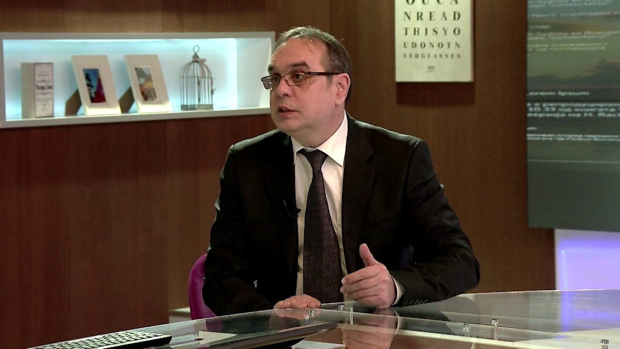 Интервју со Александар Даштевски