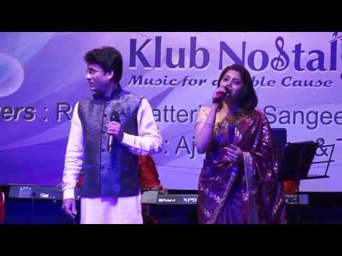 Video Tere Husn Ki Kya Tareef Karun ..by Rana Chatterjee and Sangeeta Melekar download in MP3, 3GP, MP4, WEBM, AVI, FLV January 2017