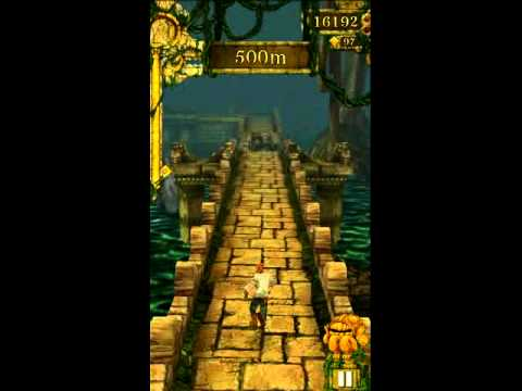 Temple Run: Enfin disponible sur Android ! - Android-Zone