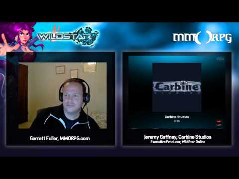 Gaffney - Our own Garrett Fuller sat down with WildStar's Executive Producer, Jeremy Gaffney to talk about the closed beta, launch, housing, warplots, combat, and well...