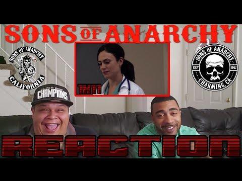 """SONS OF ANARCHY SEASON 1 EPISODE 11 REACTION """"CAPYBARA"""""""