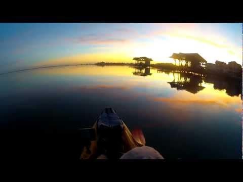 19 Trout In An Hour – Kayak Fishing Galveston Bay, TX