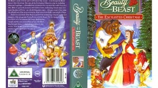 Video Beauty and the Beast The Enchanted Christmas [UK VHS] (1998) MP3, 3GP, MP4, WEBM, AVI, FLV Desember 2018