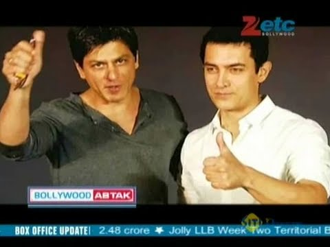 Shah Rukh Khan-Aamir Khan together on screen for t