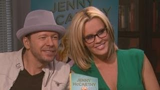 Jenny McCarthy: Donnie Wahlberg Is the Love of My Life