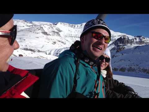 comment prendre le telesiege en snowboard