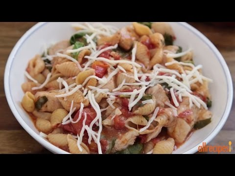 Chicken Recipes – How to Make Italian Chicken Skillet
