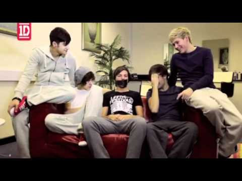 One Direction – Funny Moments (2011-2012)