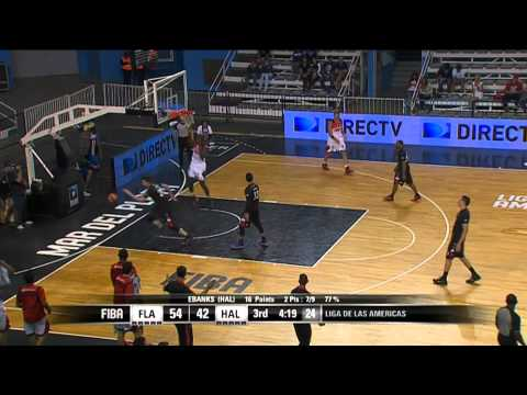 Flamengo (BRA) Vs. H. Rojos (MEX) - Game Highlight - Semifinal - 2015 Liga De Las Americas