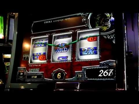 """Lord of the Rings"" Slot Bonus spin win – Luxor Las Vegas"