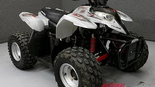 6. 2004  POLARIS  PREDATOR 50  - National Powersports Distributors