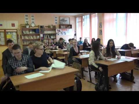 Сравнение 7-х и 11-х классов.Школа №17 (видео)