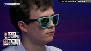 Młody Polak znów ogrywa mistrzów pokera na milion!