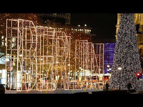 Βερολίνο: Άνοιξε η μεγάλη χριστουγεννιάτικη αγορά, υπό αυστηρά μέτρα ασφαλείας…