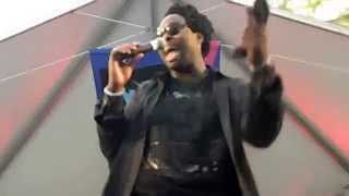 Cornell Jermaine at Gospel Fest