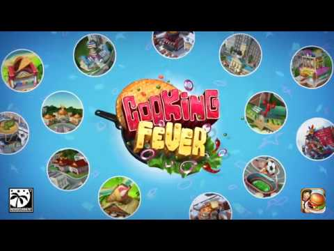 Cooking Fever's 4th Birthday Greetings From The Players!