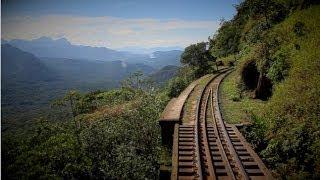 Percorrer os caminhos de ferro da Serra do Mar, só mesmo nos livros de história, certo? Errado. No Paraná é possível fazer esse...