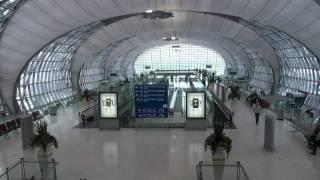 Thailand Bangkok Airport - Goodbye Thailand