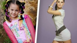 9 actrices infantiles que hoy son las mujeres MÁS HERMOSAS DEL MUNDO