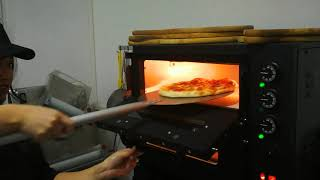 Pizza Oven NB serial youtube video