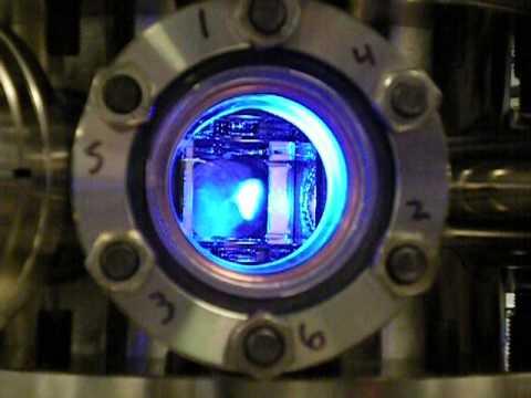 Strontium 88 Blue MOT