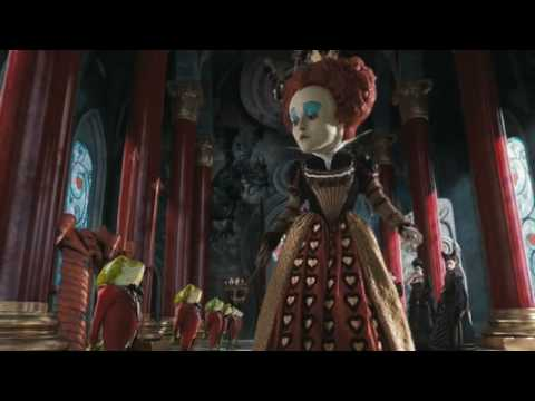 "ALICE IN WONDERLAND | ""Off With His Head"" Clip 
