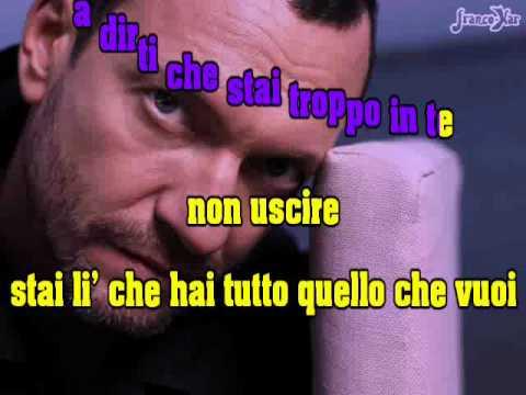 , title : 'BIAGIO ANTONACCI   Non parli mai'