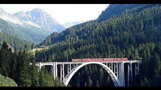Visp Switzerland  City pictures : Switzerland by train, Lausanne - Visp - Zermatt