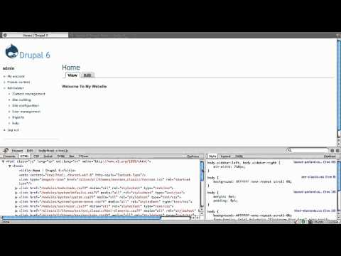 jQuery and Drupal Basics