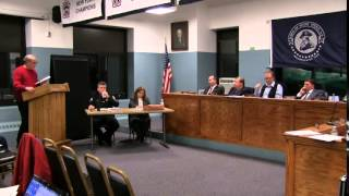 Town Board Meeting - March 12, 2015 Part 2