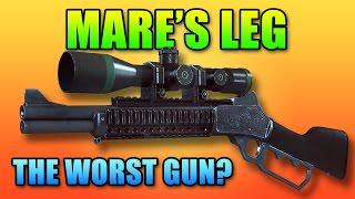 Mare's Leg The Worst Sidearm? | Battlefield 4 Gameplay