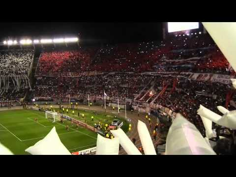 River Plate vs. Tigres - Final Copa Libertadores 2015 - La Previa - Los Borrachos del Tablón - River Plate
