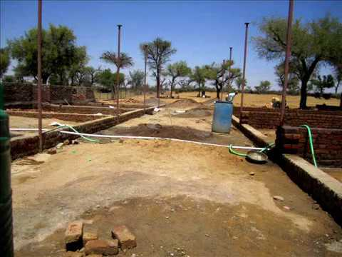rajasthan goat farming - Seen in the Video is the progress of the Qureshi Farm in Fatehpur, District Sikar, Rajasthan. Its 4 months of Planning and construction shown in less than 2 ...