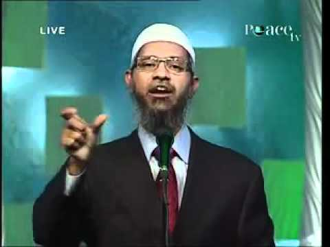 Dr Zakir Naik and Oxford Union Debate Address 4 of 7